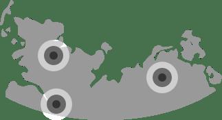 Standorte von der Kewell Schweisstechnik GmbH